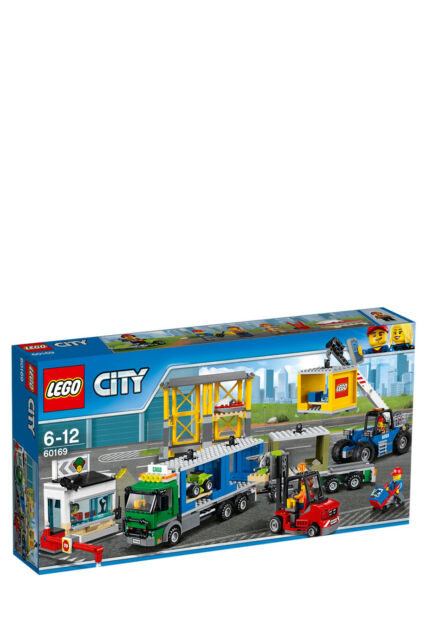 NEW LEGO City Cargo Terminal 60169