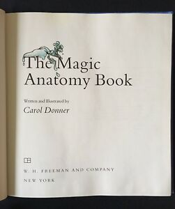 The Magic Anatomy Book