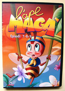 L-039-ape-Maga-Episodi-7-8-9-dvd