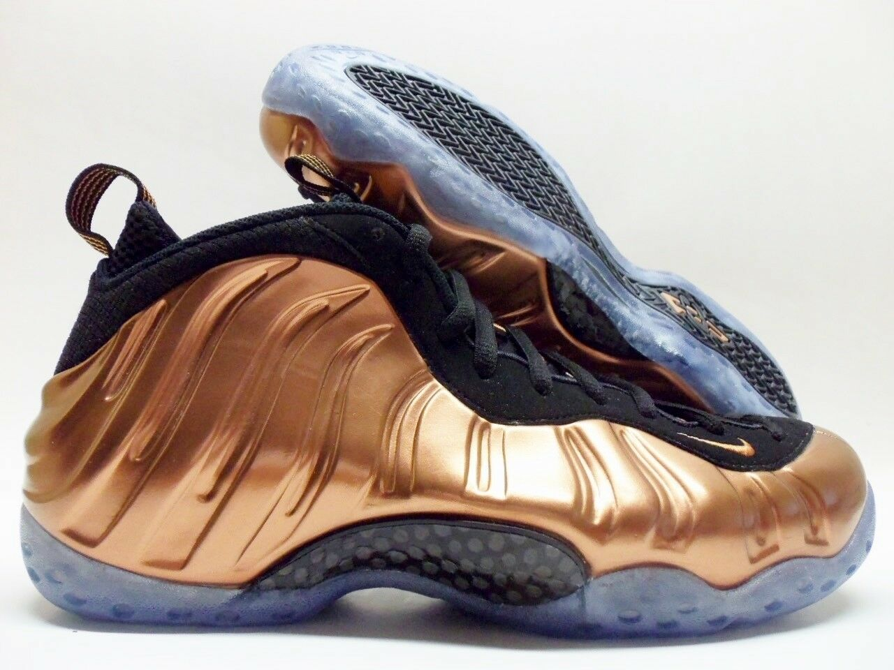 size 40 a2365 36c9d coupon code for nike foamposite black copper mountain af795 ...