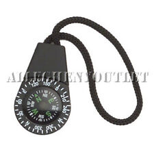 ZIPPER PULL COMPASS PRECISION OIL / LIQUID FILLED w/ 360 ° Scale - FREE SHIPPING