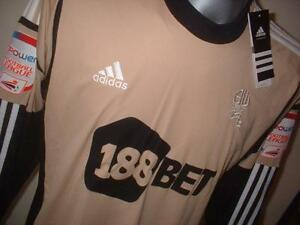 Bolton-Wanderers-Adidas-XL-Shirt-Jersey-Football-Soccer-BNWT-Player-Spec-Goalie