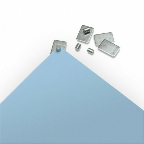 backing plateArt Paint Display #MB051 MAGNART 50PCKNeodymium Disc Magnet
