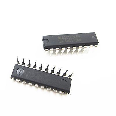 74HC573 CMOS INTEGRATED CIRCUIT DIP-20 74HC573