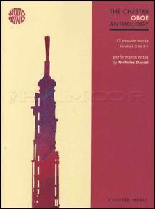 La Chester Hautbois Anthologie Sheet Music Book Grades 5 To 8 14 œuvres Classiques-afficher Le Titre D'origine Le Plus Grand Confort