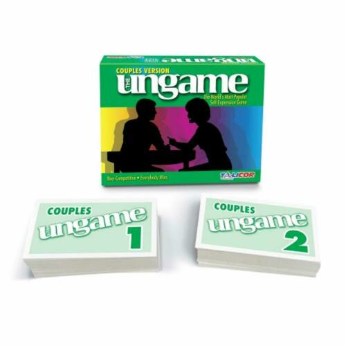 TaliCor Pocket Ungame Couples Version Great Ice Breaker for Group Activities