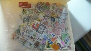 2094-lot-1000-timbres-seconds-plusieurs-pays