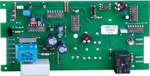 1EK 18//24 Platine Ventilator 2799125 für GG 1E Regelungsplatine Wolf 8601913