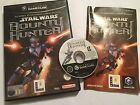 NINTENDO GAMECUBE GAME CUBE GAME STAR WARS BOUNTY HUNTER +BOX INST' COMPLETE PAL