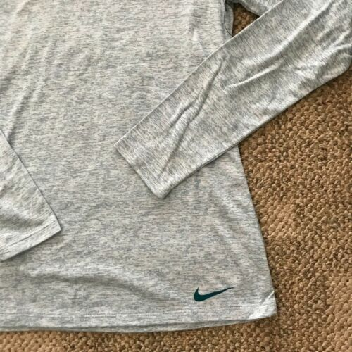 381 Lightweight Nike Heather Aq0920 Dry Size Long Xs Womens Blue 883419586507 Sleeve Hoodie qxfHPgx