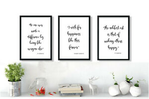 Mono-Black-amp-White-GREATEST-SHOWMAN-QUOTE-PRINTS-A4-A3-Inspirational-This-is-me