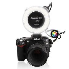 Aputure Amaran Halo AHL-H100 LED Ring Flash Light for Nikon Cameras New