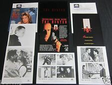 CHRISTOPHER LAMBERT 'THE HUNTED/OUT OF ANNIE'S PAST' 1995 PRESS KIT--PHOTO