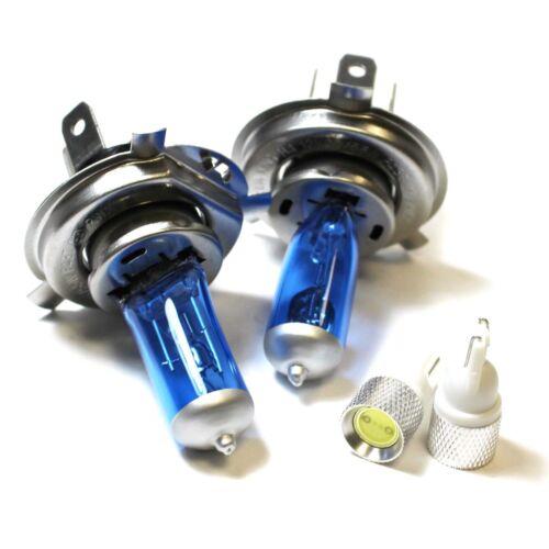 FORD Ranger 55 W ICE BLUE XENON HID ALTO//BASSO//slux LED Luce Laterale Lampadine per Fari