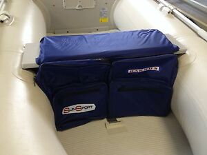 Image is loading SunSport-Inflatable-Boat-Padded-Under-Seat-Storage-Bag & SunSport Inflatable Boat Padded Under Seat Storage Bag | eBay