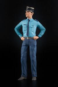 Flic, französischer Polizist 1:18 Figurenmanufaktur