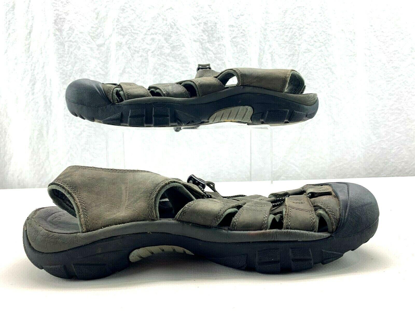 KEEN 1010122 Men's Men's Men's Newport Water Sport Outdoor Sandals Green Black US Size 11.5 18362e