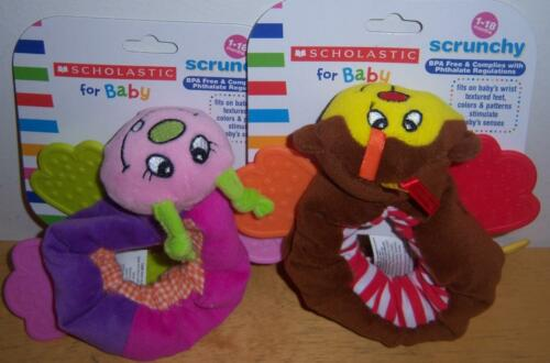 Monkey Caterpillar Baby Shower Scholastic For Baby Scrunchy Teether