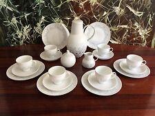 ROSENTHAL Lotus Pergola grigio 22-tlgs servizio da caffè 6 Persone