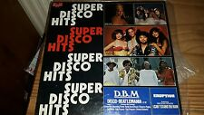 SUPER DISCO HITS / GILLA / BONEY M LP