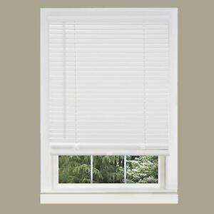 NEW-CORDLESS-1-034-VINYL-MINI-WINDOW-BLINDS-VENETIAN-BLIND