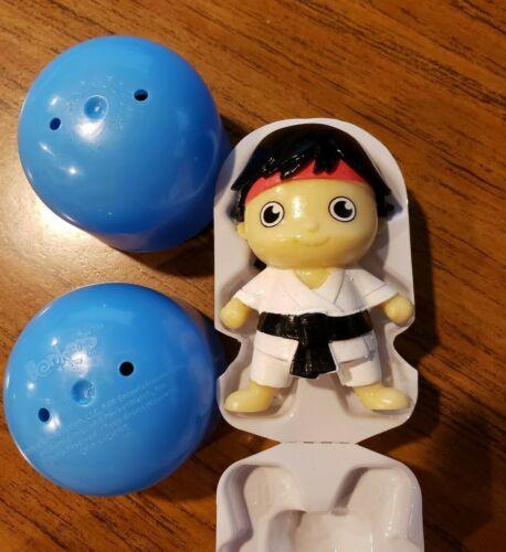 **NO GUESSING Series 2 Ryan/'s Toy World Mystery Squishy Figure Karate Ryan