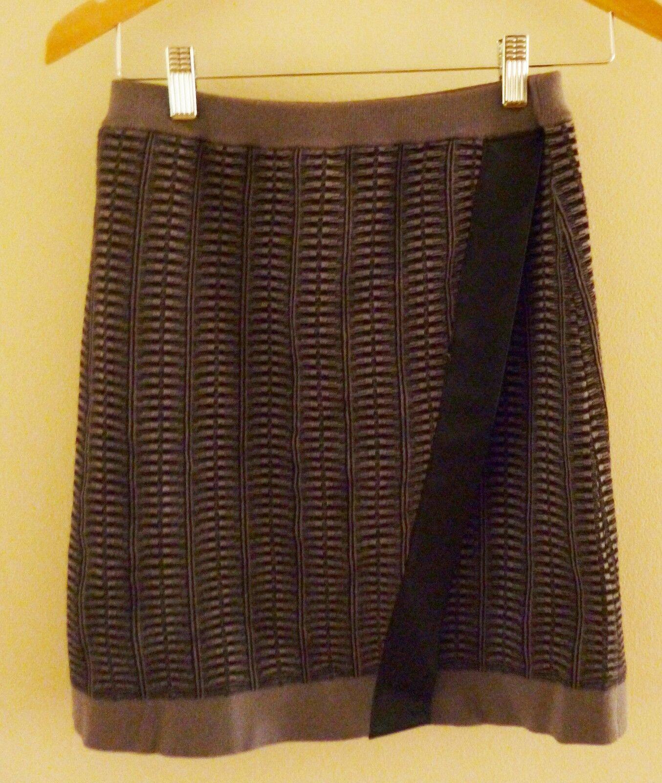 New Club Monaco Virginia Sweater Skirt Grey Size XS