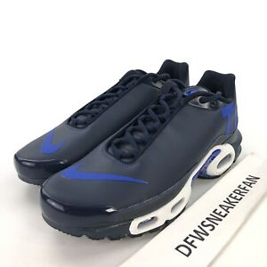 Details about Nike Air Max Plus TN SE Men's 9.5 Obsidian Racer Blue Shoes AQ1088 400 New