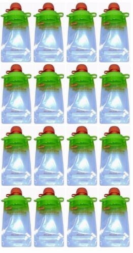 Booginhead Squeez/'Ems Reusable Food Pouches CHOOSE YOUR PACK Buy2Get15/%off