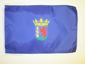 PROVINCE-OF-BADAJOZ-FLAG-18-039-039-x-12-039-039-cords-BADAJOZ-SMALL-FLAGS-30-x-45cm-BAN