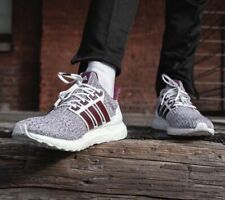 adidas ultra boost 4.0 cloud white maroon