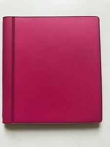 Purple-Polaroid-Photo-Album-for-600-SX-70-Polaroid-Originals-Film-fits-40