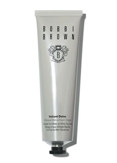 New Bobbi Brown Instant Detox Mask 75ml Deep Cleanse Purifier Full Size In Box