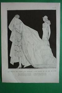 Original-Page-Vogue-1924-Art-Deco-Illustration-Georges-Lepape-Modeles-De-Jenny
