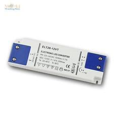 """Transformateur LED """"Super-SLIM"""" 12V DC 20W transformateur pour LEDs BALLAST,"""