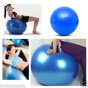 Fitness-Gym-Ball-Exercise-Yoga-Workout-With-Pump-Pink