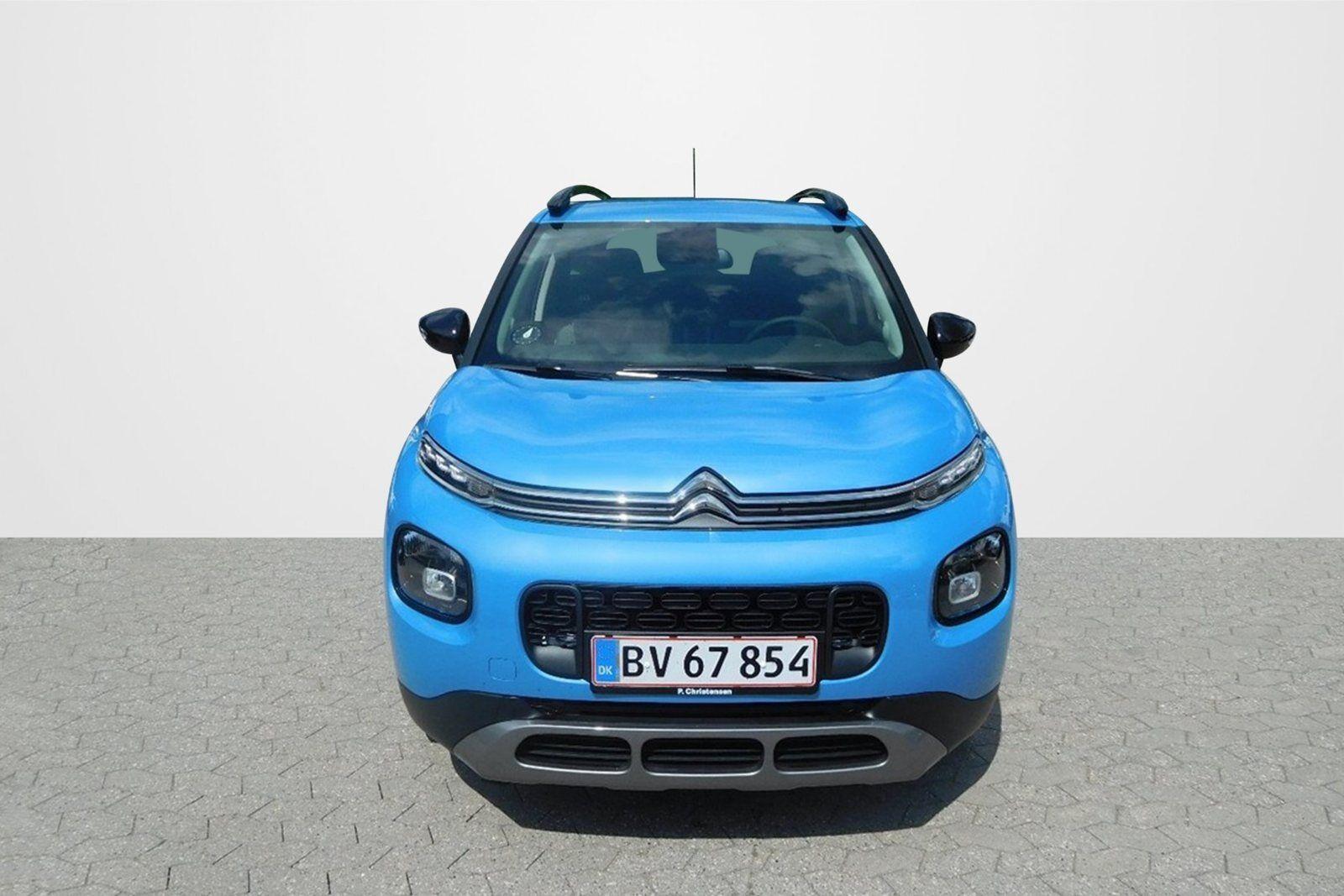 Citroën C3 Aircross 1,6 BlueHDi 100 Iconic 5d - 164.990 kr.