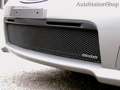 Subaru 2006-2007 Impreza / Wrx Grille Lower Insert Mesh Grilles Gloss Black
