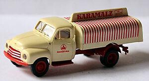 Opel-Blitz-Plataforma-1952-60-Henninger-Karamalz-1-87-Brekina