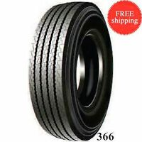(2-tires) 215/75r17.5 H/16pr- Steer All Position Truck Tires 21575175 (366)