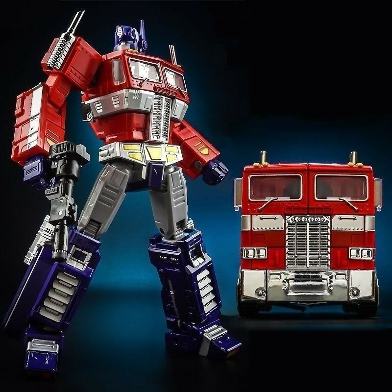 TRANSFORMERS - Optimus Prime  MP10-V,  Action Figure 20 cm kBB, KUBIANBAO