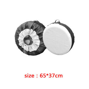 Universal-Car-SUV-Spare-Tyre-Protector-Cover-13-034-19-034-Tire-Storage-Bag-Carry-US