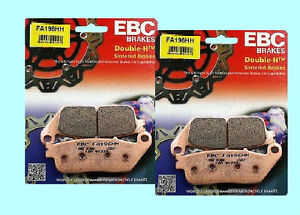 Sintered Ebc To 955 Brake 1998 amp; 06 Tiger 855 Fa196hh Sets Front Pads Triumph 2x Fq1wtt