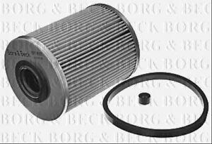 Borg-amp-Beck-Benzin-Filter-fuer-Vauxhall-Vectra-Diesel-3-0