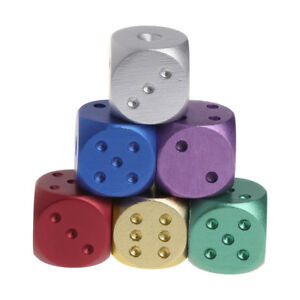 16X16X16mm-Dices-Aluminum-Polyhedral-Metal-Solid-Club-Bar-Dice-Playing-Game-Tool