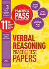 Practise & Pass 11+ Level Three: Verbal Reasoning Practice Test Papers: Coaching You Step by Step by Peter Williams (Paperback, 2011)
