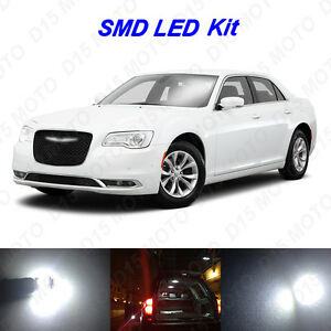 Image Is Loading 18 X White Led Interior Bulbs License Plate