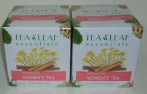 Tea-Leaf-Essentials-WELLNESS-WELLNESS-WOMEN-039-S-TEA-20-Tea-Bags-01-2020-Sealed