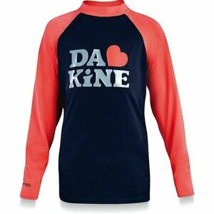 Dakine Girls Classic Short Sleeve Rash Guard
