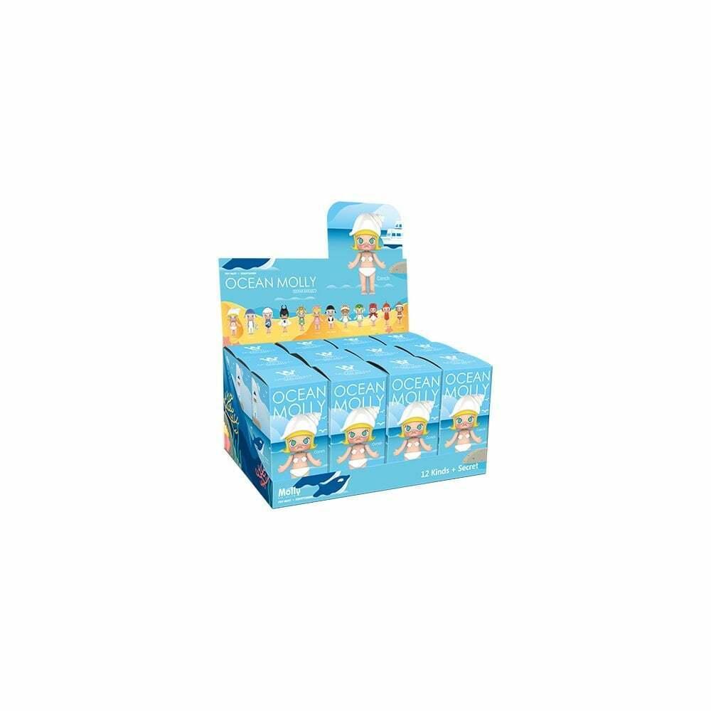 MOLLY OCEAN by Kennyswork Box set 12 Piece